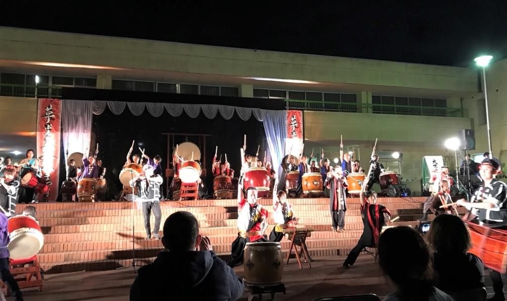 草笛の丘太鼓祭りのイメージ画像